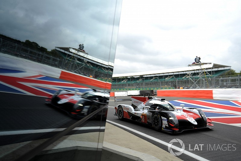 Toyota will win at Silverstone by four laps - Button