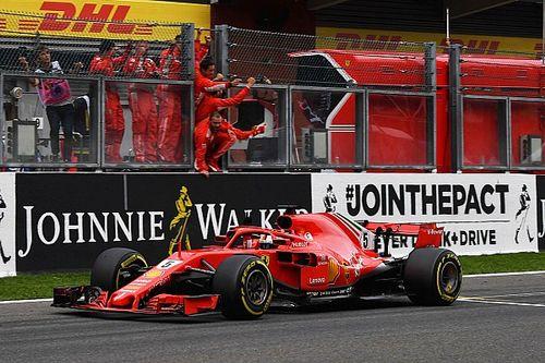 Belgian GP: Best of team radio
