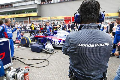 Honda introduit une évolution, Toro Rosso en fond de grille