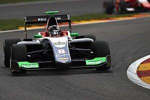 GP3 Spa: Beckmann zorgt voor primeur met pole-position