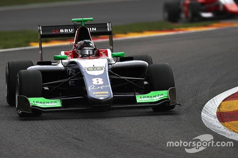 Beckmann e Tveter regalano una gran doppietta alla Trident in Gara 1 a Spa-Francorchamps