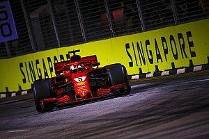 A Ferrari tudja, Szingapúrban más lesz, de új fejlesztéseket vetnek be
