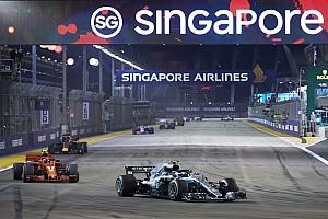 Zła jakość powietrza w Singapurze