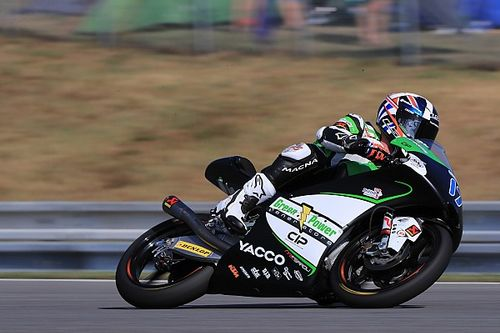 FP2 Moto3 Austria: McPhee teratas, Martin masih tercecer