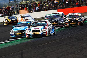 BTCC weight ballast reduced for 2019
