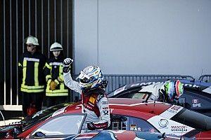 DTM Nürburgring 2018: Doppelschlag für Rene Rast im Eifel-Krimi