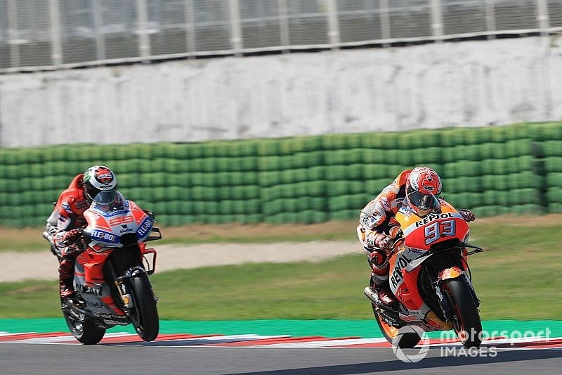 """Lorenzo : """"Je dois à Márquez le fait d'avoir signé chez Honda"""""""