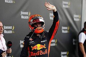 Verstappen: Era impossível lutar contra Vettel ou Hamilton