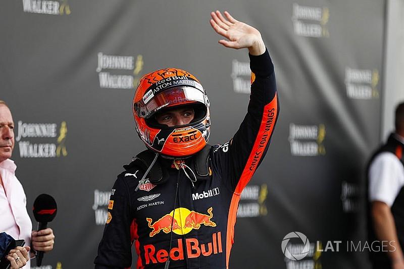 """Verstappen: """"Goed herstel van de ongelukkige kwalificatie"""""""