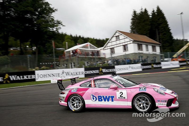 Preining senza rivali conquista il terzo successo stagionale a Spa-Francorchamps