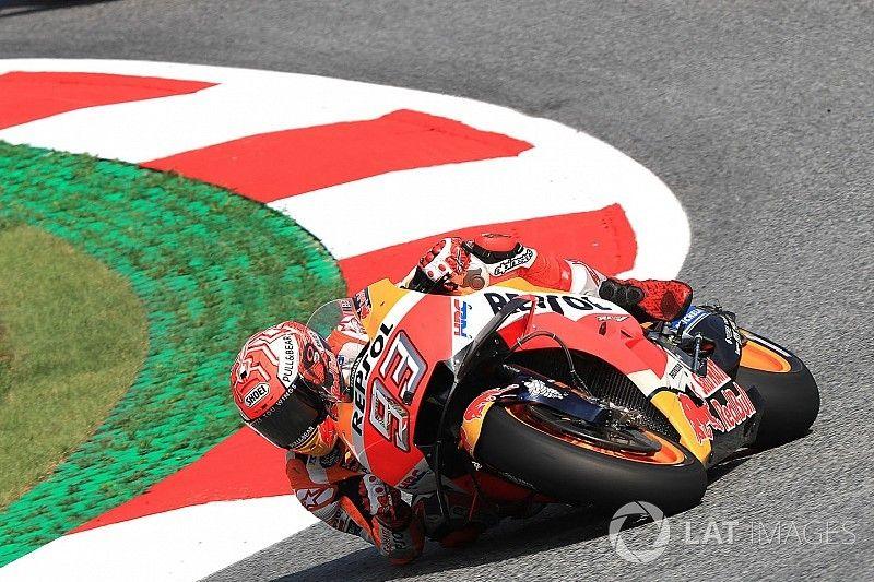 Qualifs - Márquez résiste aux Ducati et signe la pole!