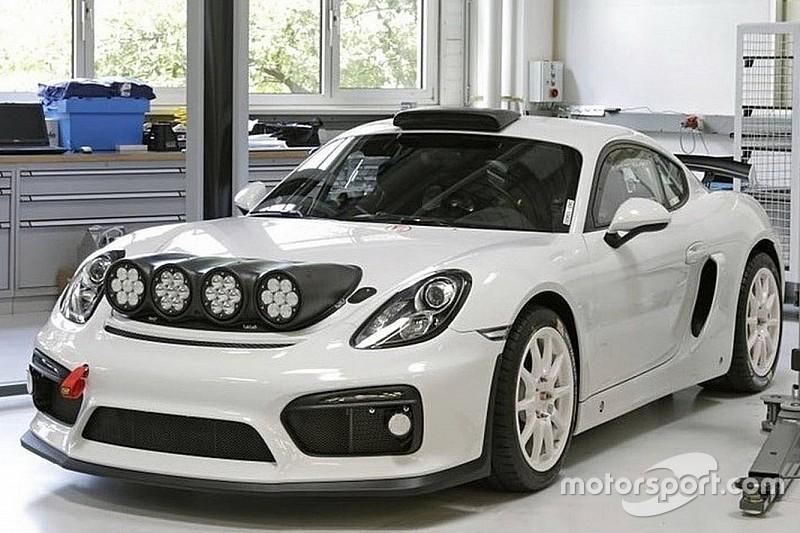 Video: Keert Porsche terug in de rallysport?