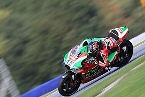 "Redding describes Aprilia bike as ""piece of s***"""