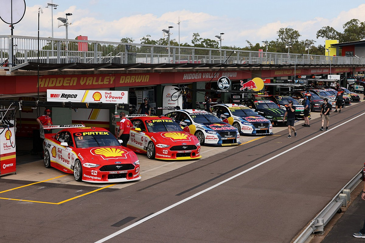 Supercars Darwin SuperSprint Qualifying – Start time, how to watch, channel & more