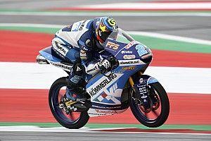 Steiermark Moto3: Rodrigo pole pozisyonunda, Deniz 11.