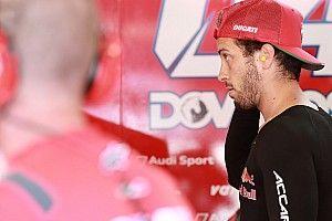 """""""Aucune douleur étrange"""" pour Dovizioso, de retour de blessure"""