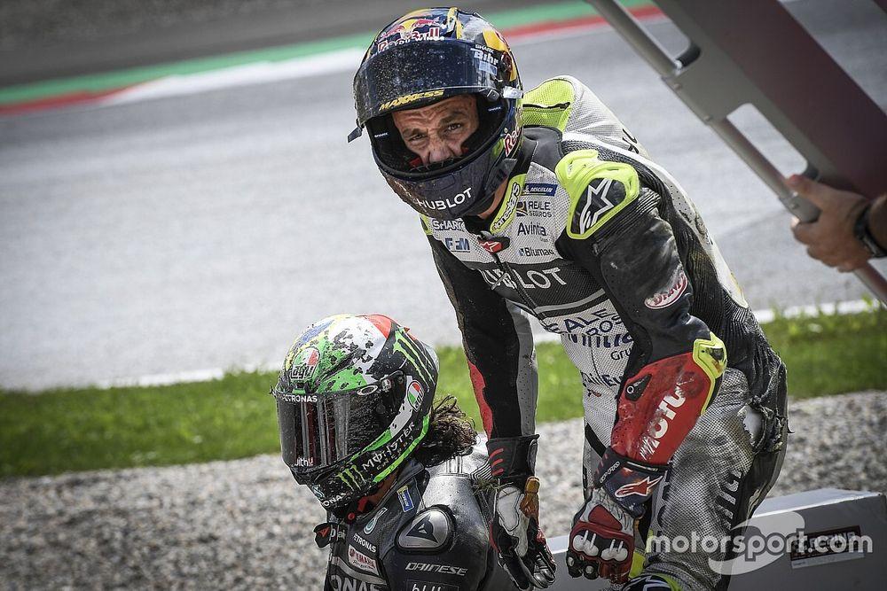 """Zarco: """"Hablé con Rossi y le hice entender que no estoy loco"""""""