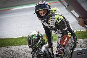 """Morbidelli: """"valakinek fizetnie kell"""" az osztrák futamon történt balesetért"""