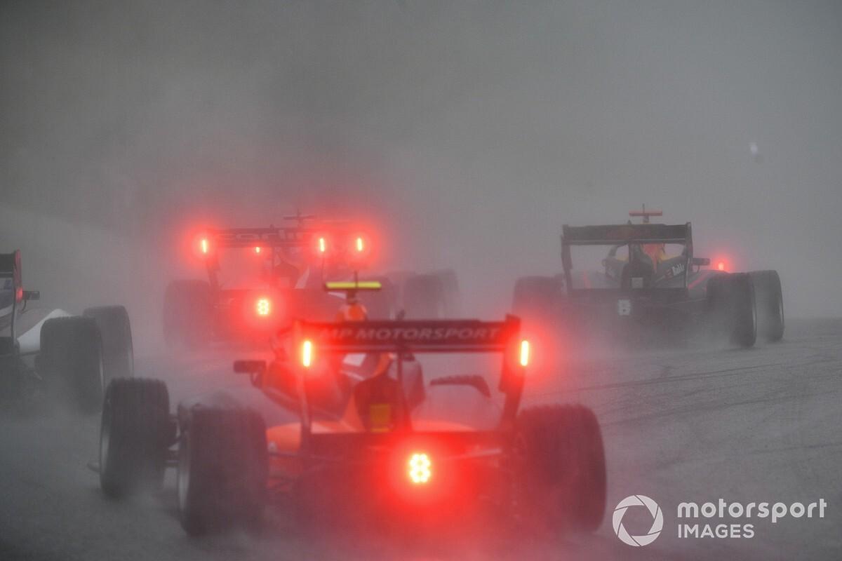 F3: il diluvio cancella le Qualifiche in Ungheria