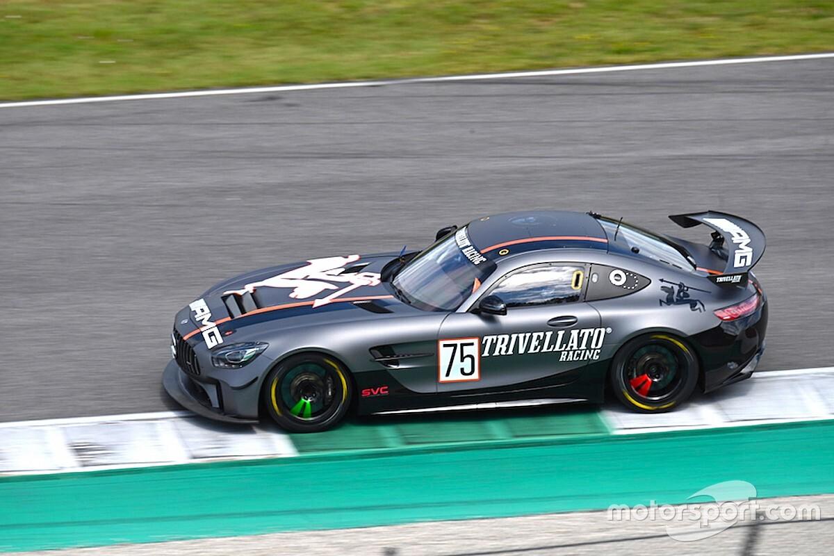 GT Italiano: il rientro di Trivellato Racing sarà a Misano