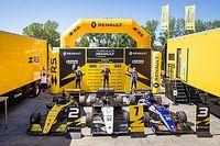 Fórmula Renault Eurocup: Collet sobe ao pódio na corrida 1 em Ímola