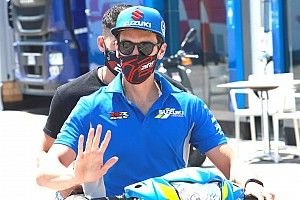 Rins supera la visita medica: è pronto per Jerez