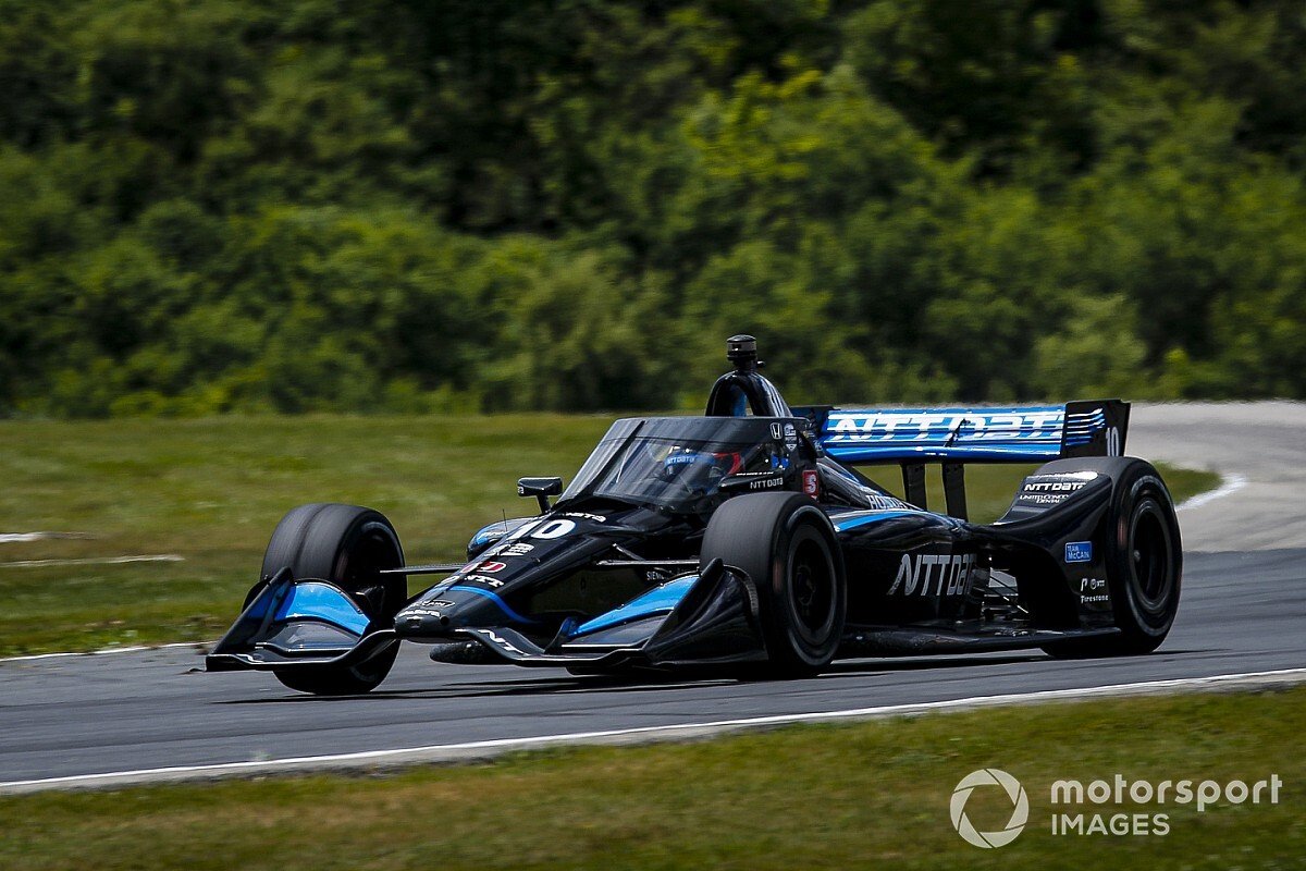 Rosenqvist: Maximizing pace in clean air key to victory