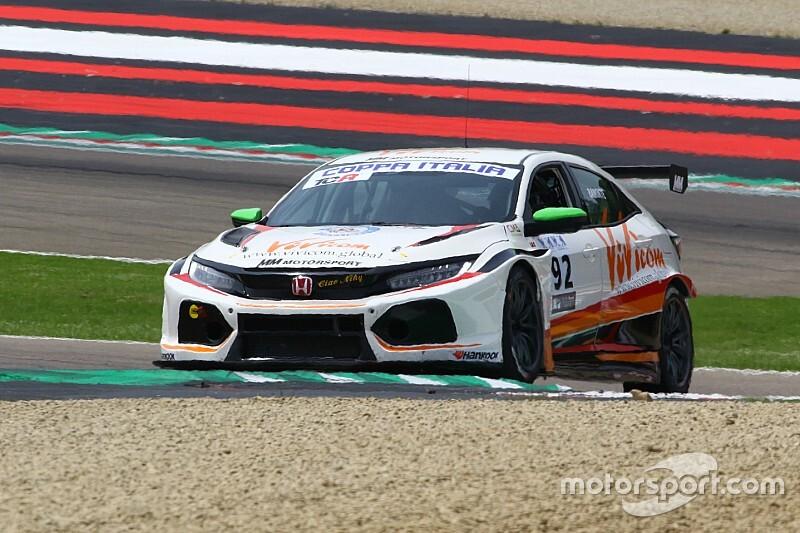 Bamonte e MM Motorsport al lavoro su alcune gare del TCR Italy