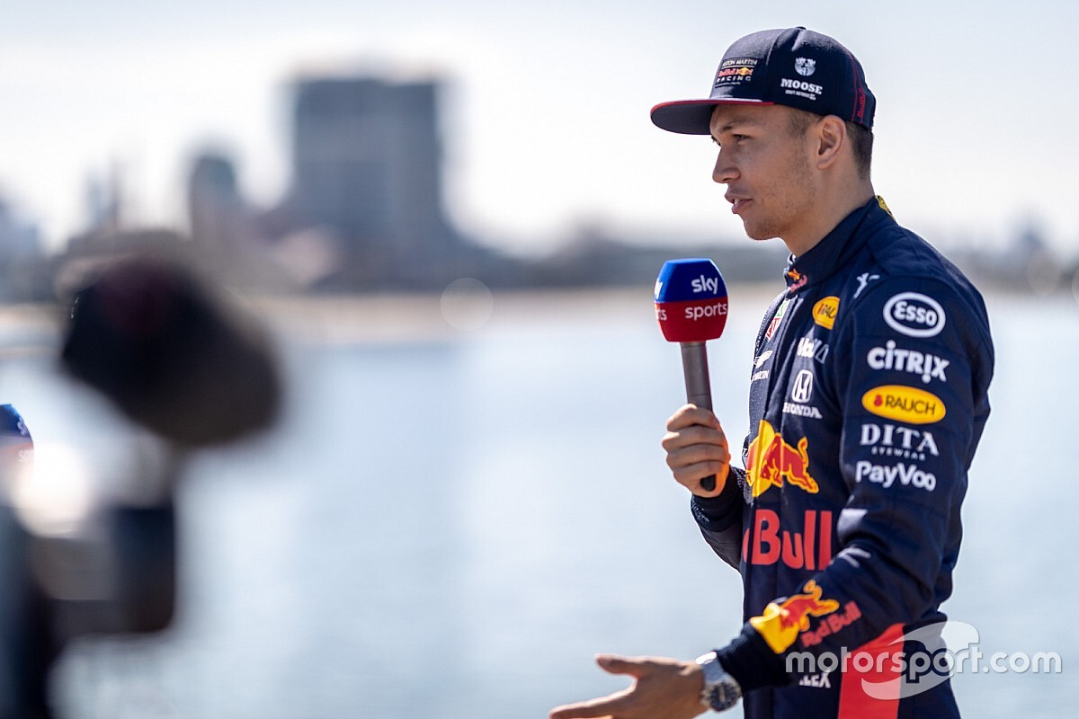 Albon nem érti, hogy hova tűnt a tempója F1 2019-ben, ami szerinte nem egy könnyű játék