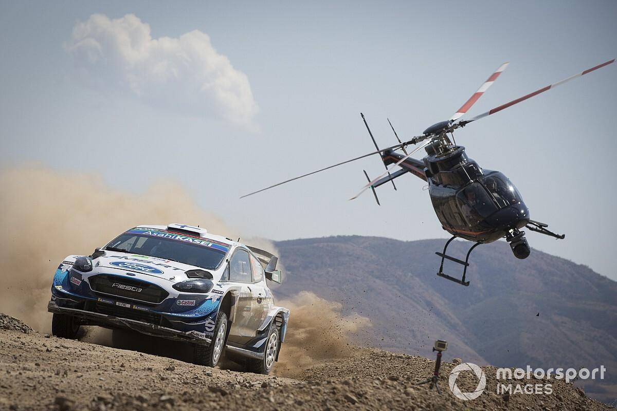 Hybrydy nie zabiją WRC