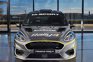 Radstrom pokaże możliwości Fiesty Rally4