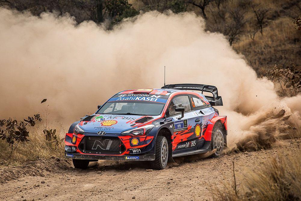 """WRC: esperar """"hasta último minuto"""" para cancelar más eventos"""