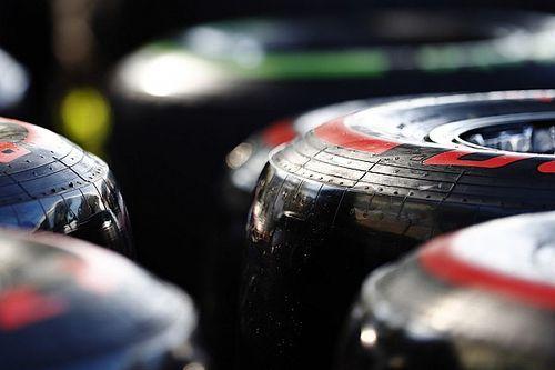 Opmerkelijk: Verschillende bandencompounds voor Britse GP's