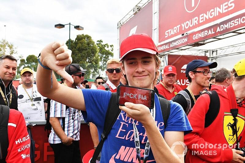 GALERÍA: el viernes del cancelado GP de Australia