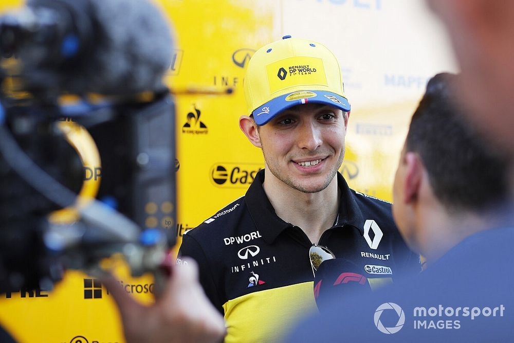 """Ocon: """"Everything was going against me"""" for F1 return"""