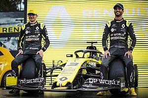 """Renault : """"Pas de traitement préférentiel entre Ocon et Ricciardo"""""""