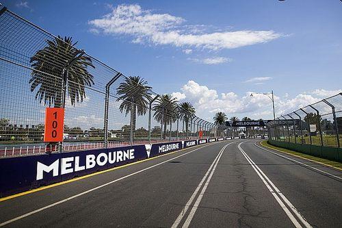 Direto do paddock: melhores imagens da F1 na Austrália nesta quarta