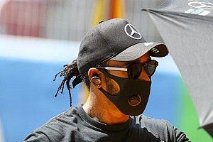 Hamilton, yarıştaki performansları karşısında afallamış