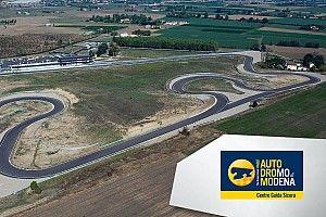Autodromo di Modena: parola d'ordine, track day