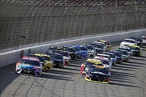 What time and channel is the NASCAR race at Michigan?