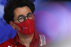 F1: Binotto confirma que Ferrari mantém poder de veto no novo Pacto de Concórdia