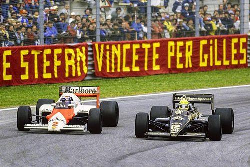 История первой дуэли Сенны с Простом или как гонка Ф1 стала игрой в поддавки