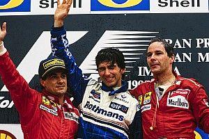 Cuando Hill conquistó Imola para Senna y Williams