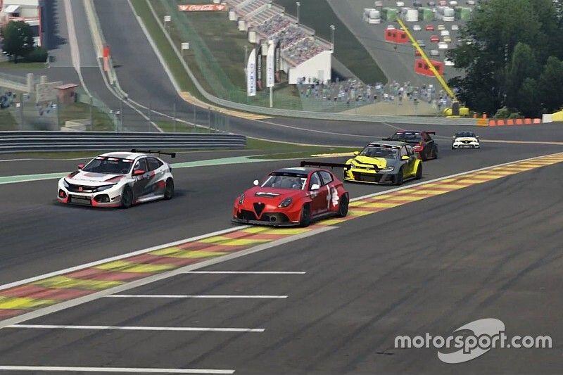 TCR SIM Racing: il TCR Europe virtuale ha bonus per quello reale!