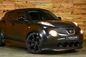 Egészen őrült összegért kínálnak eladásra egy 700 lóerős Nissan Juke R-t