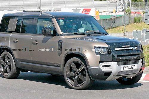 Goodyear gumikkal érkezik az új Land Rover Defender