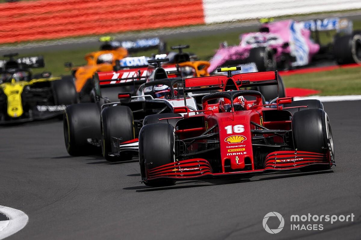 Ferrari, sin el tercer F1 más rápido a pesar de las actualizaciones