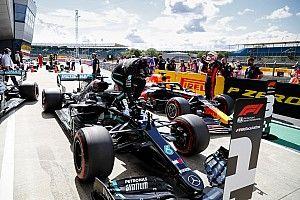 """Hamilton: """"Hay una gran diferencia con el tercero, pero no importa"""""""