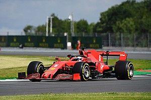 Vettel tras la clasificación en Silverstone: peor no podía irnos