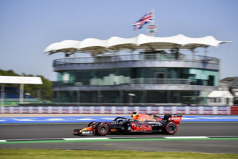 Weerbericht F1 Grand Prix van Groot-Brittannië: Volop zomer op Silverstone